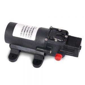 portable shower pump