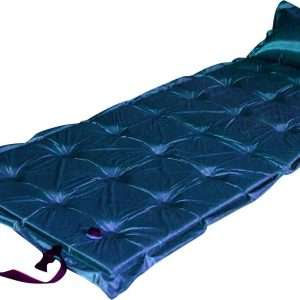 Self inflatable camping mattress and free shipping