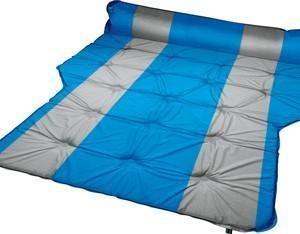 self inflating air mattress
