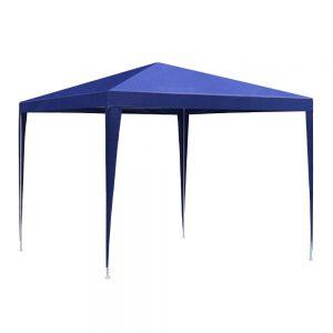 3x3 gazebo blue