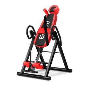 stretching inversion table red
