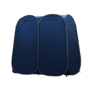 double camping shower tent